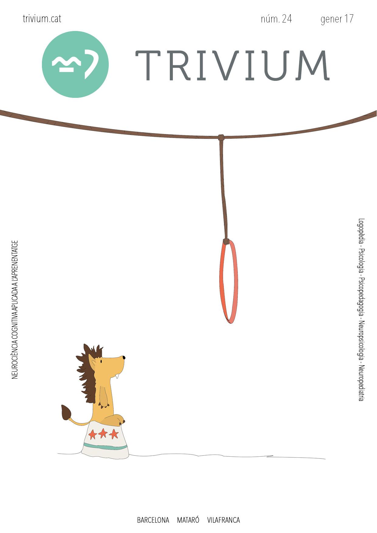 portada-Trivium-psicologia-logopedia-psicopedagogia